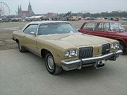 Oldsmobile Delta 88 Royale Convertible (1974)