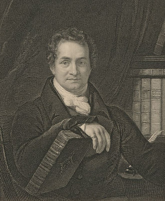 Thomas Frognall Dibdin - Thomas Frognall Dibdin, engraving by James Thomson after Thomas Phillips.