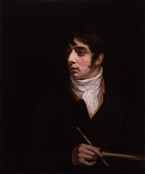 Thomas Girtin - Portrait of Thomas Girtin (1775-1802) (John Opie)