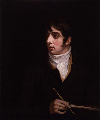 Thomas Girtin - Portrait of Thomas Girtin (1775-1802) (John Opie)