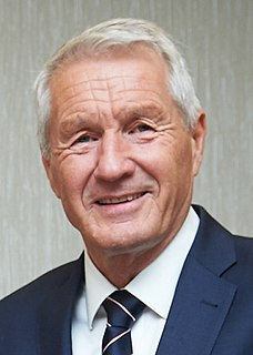 Thorbjørn Jagland Norwegian politician