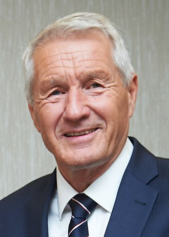 Secretary General of the Council of Europe - Image: Thorbjørn Jagland (30366602783) (cropped)