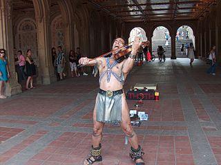 S. K. Thoth American performance artist