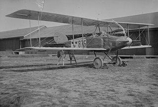 Thulin FA 1910s Swedish aircraft