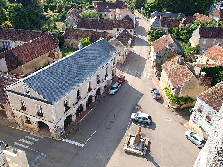 Maisons à vendre à Thury(89)