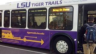 LSU Tiger Trails