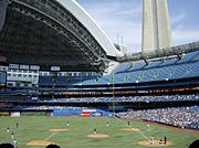 Blue Jays host the Detroit Tigers in MLB action.