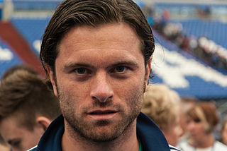 Tim Hoogland German footballer