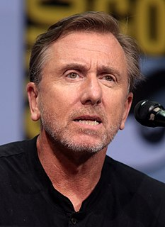 Tim Roth British actor
