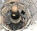 Titan Nuclear Missile in ICBM Launch Silo.jpg
