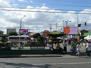 San Juan, Trinidad and Tobago Town in Trinidad and Tobago