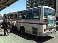 Tokushima Bus in front of Naruto Station.jpg