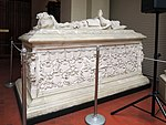 Tomb of Charles the Bold - replica in Pushkin museum 01 by shakko.jpg