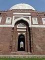 Tomb of Ghiyasuddin Tughlaq entrance (3319057400).jpg
