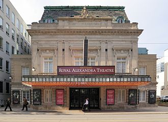 Royal Alexandra Theatre - The Royal Alex