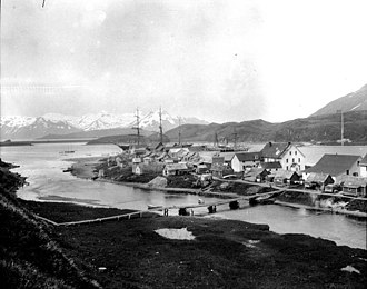 Unalaska, Alaska - Unalaska, June 1906