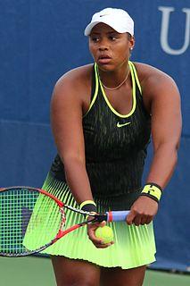 Taylor Townsend (tennis) American tennis player