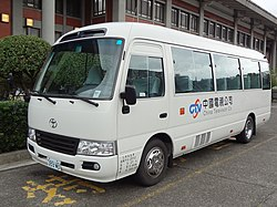 Toyota Coaster of China TV 389-WB 20150926.jpg