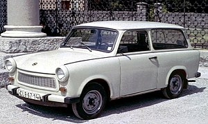 Trabant - Trabant 601 Estate