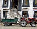 Tractor in Samye.jpg