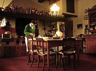 Cucina toscana wikipedia for La casa toscana tradizionale