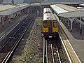 Train at Richmond station - geograph.org.uk - 2227426.jpg