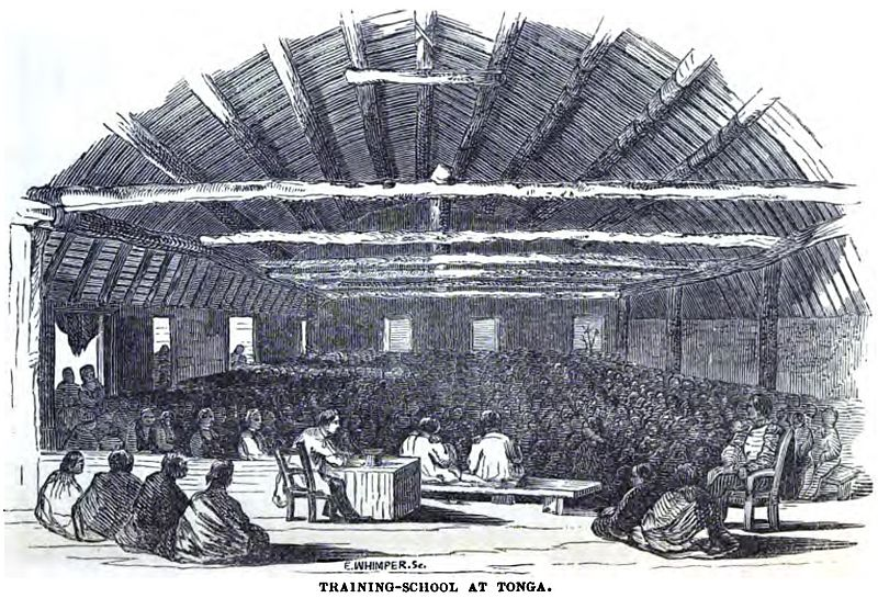File:Training-School at Tonga (June 1852, p.60, IX) - Copy.jpg