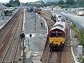 Trains at Par Station - geograph.org.uk - 1140542.jpg