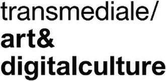 Transmediale - transmediale type logo