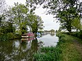 Trent and Mersey Canal east of Shardlow, Derbyshire - geograph.org.uk - 1618565.jpg