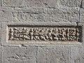 Trento-Duomo-pilastrini romani facciata settentrionale dettaglio 5.jpg