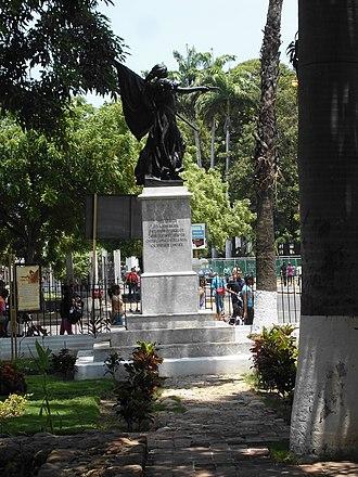 Barcelona, Venezuela - Oriental Heroine Monument