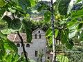 Tricarico, particolare laterale della Chiesa del Carmine, vista dalla Badia.jpg