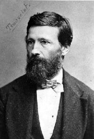 Étienne Léopold Trouvelot - Étienne Trouvelot, c. 1870