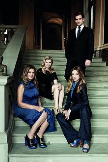 The Trussardi family