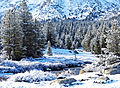 Tuolumne River Snow, Yosemite 5-15 (19731409040).jpg
