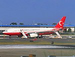 Turkey Government Airbus A330-243 Prestige TC-TUR at JFK Airport.jpg