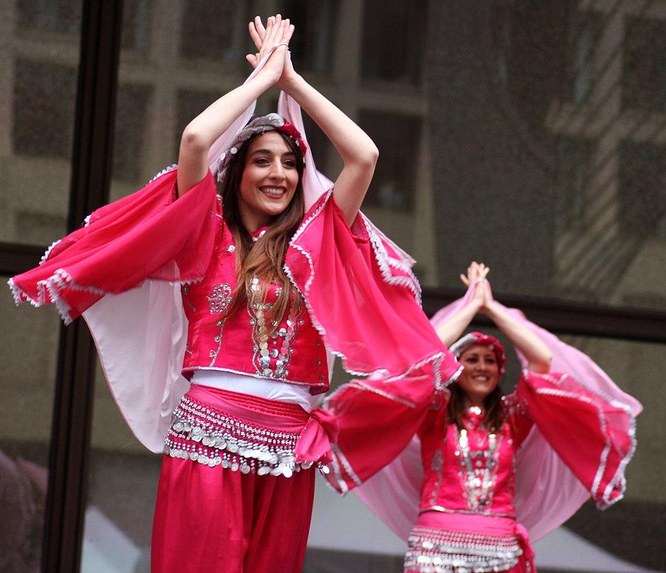 Turkish dancing in Chicago