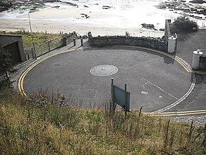 Turning circle, Temple - geograph.org.uk - 1537665.jpg