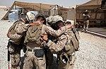 Turret gunners of Combat Logistics Battalion 7 keep convoy safe 140714-M-JD595-0103.jpg