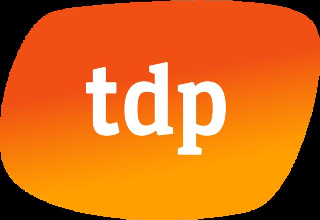 Resultado de imagen de logo tdp
