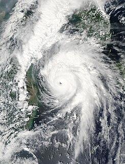Typhoon Kompasu (2010)