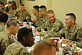 U.S. Soldiers eat a Thanksgiving meal at Forward Operating Base Torkham, Nangarhar province, Afghanistan, Nov. 28, 2013 131128-A-CB167-020.jpg