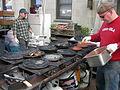 U. Dist. Street Fair 2007 grilling - 03.jpg