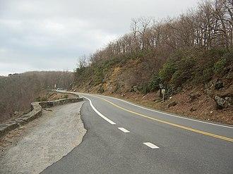 Patrick County, Virginia - US 58 in Patrick County