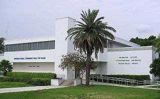 International Swimming Hall of Fame Hall of fame in Fort Lauderdale, Florida