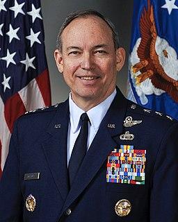 David Deptula US Air Force officer and academic