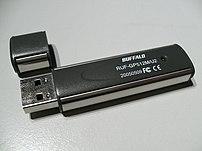 USB Stick Buffalo Firestix 512MB