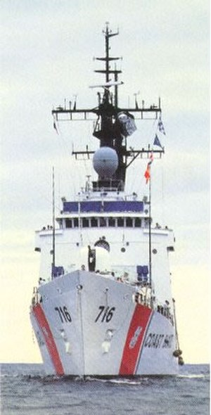 USCGC Dallas (WHEC-716) - Image: USCGC Dallas WHEC716