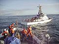 USCGC Mustang about to tow USCGC Roanoke Island.jpg